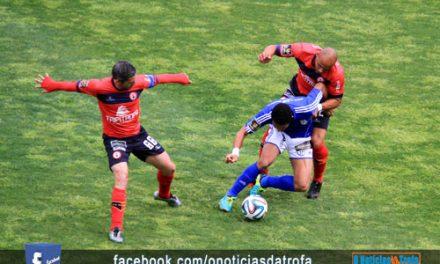 Trofense empatou no Feirense(c/video)