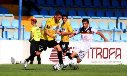 Trofense venceu Beira-Mar na Taça da Liga
