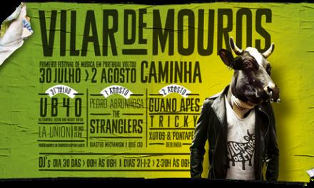 Festival Vilar de Mouros – Horários