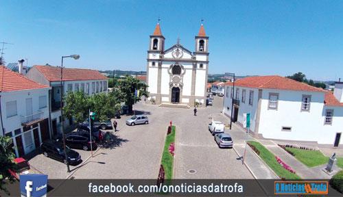 TrofaTv transmite eucaristia de Santiago de Bougado