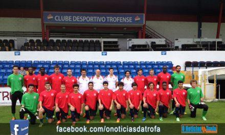 Trofense perdeu no SportingB