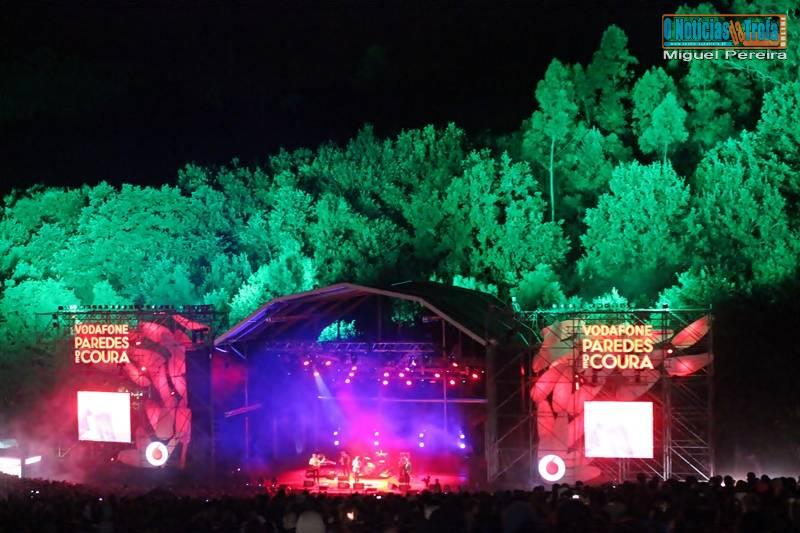 Festival Vodafone Paredes de Coura 2014 4ºDia Foto-Reportagem