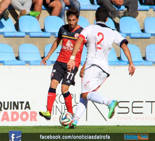 Trofense venceu no Atlético