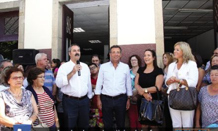 Seguro apelou ao voto na abertura da sede de candidatura