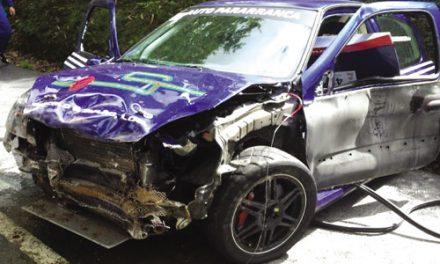 Acidente em rally vitima mulher e filho de piloto da Trofa
