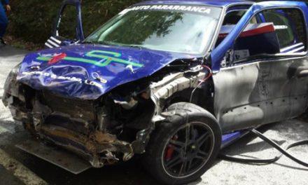 Duas das três vítimas mortais do acidente no Rali Sprint de Guimarães são da Trofa