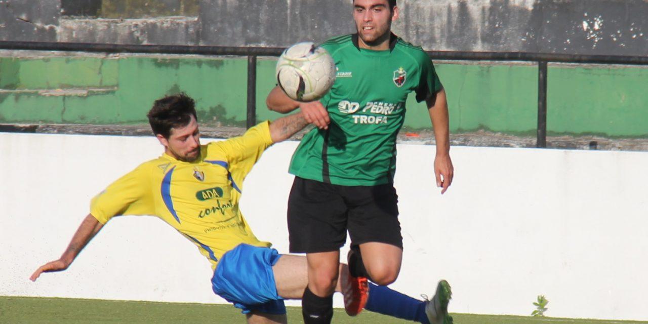 Bougadense ganha, S. Romão perde
