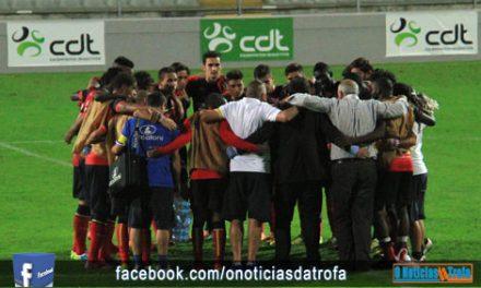 Trofense eliminado nos penaltis da Taça da Liga