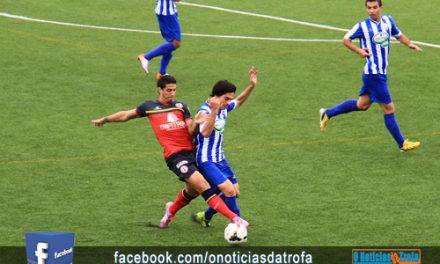 Taça Portugal: Trofense vence Pedras Salgadas e segue em frente