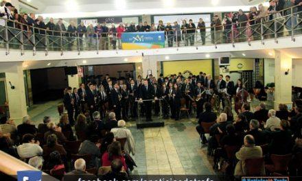 Banda de Música dá concerto no Trofashopping