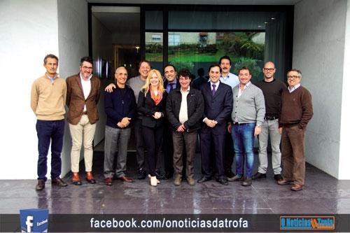 Clitrofa conquista médicos italianos com Curso de Implantes Zigomáticos