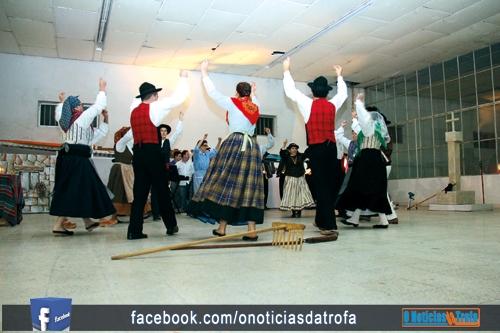 Grupo Danças e Cantares do Coronado com Festival Internacional em 2015