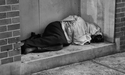 Recolha de bens  para os sem-abrigo