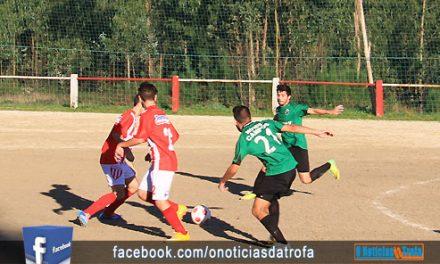 Bougadense venceu o derby