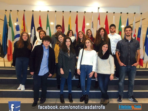 Aluno da FORAVE visitou Parlamento Europeu