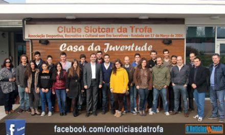 João Pedro Costa foi reeleito presidente do Clube Slotcar