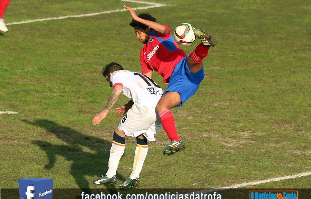 Trofense perdeu na Oliveirense (c/video)