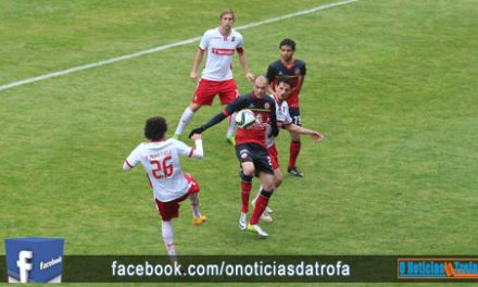 Trofense empatou com o BragaB