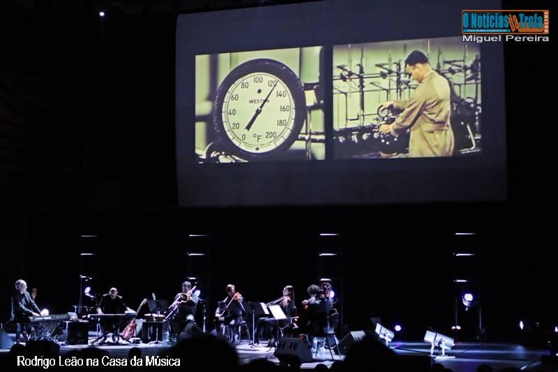 Rodrigo Leão na Casa da Música Fotorreportagem