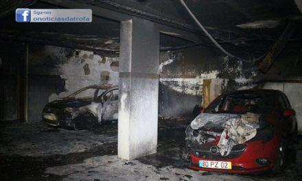PJ deteve suspeito de atear fogo em prédio em S. Romão do Coronado (c/ vídeo)