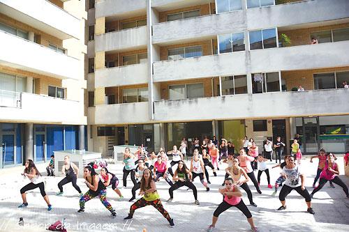 Pais angariam fundos para alunos da Passos de Dança
