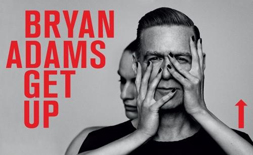 BRYAN ADAMS Get Up Tour