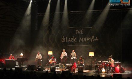 The Black Mamba na Casa da Música Fotorreportagem