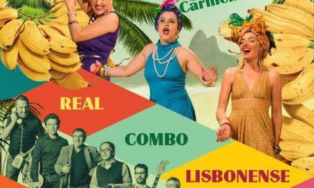 Real Combo Lisbonense no Teatro Municipal de Vila do Conde
