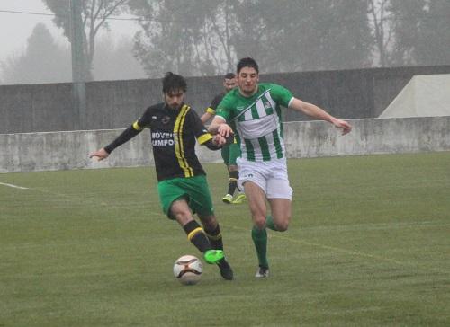 Bougadense vence Ataense, S. Romão derrotado pelo Raimonda