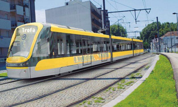 Mais um estudo sobre viabilidade económica da linha de metro da Trofa