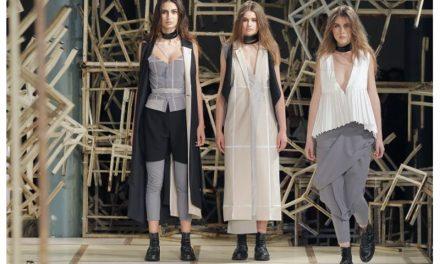 Trofense Inês Maia é uma das vencedores do concurso Bloom 2015 no Portugal Fashion