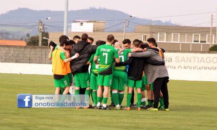 Bougadense goleia, S. Romão perde