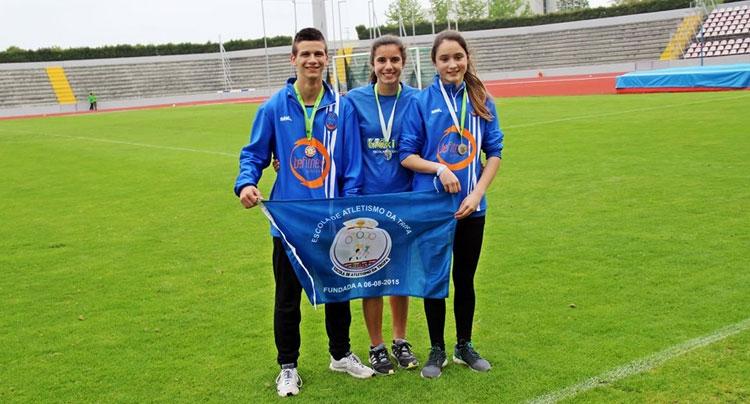 Alice Oliveira obtém mínimos para Campeonato Nacional