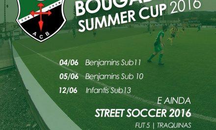 Bougadense promove Summer Cup e Street Soccer