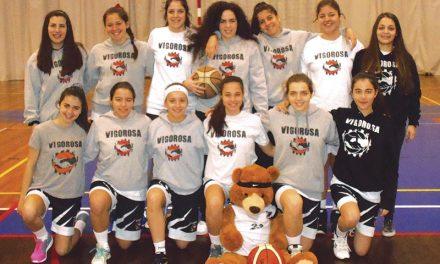 Femininas da Vigorosa somam primeira vitória