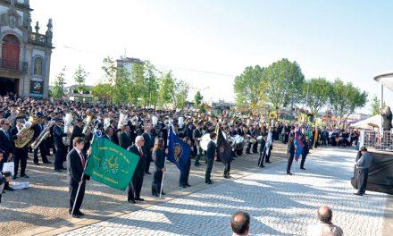 Mais de 600 músicos em Encontro Nacional de Bandas