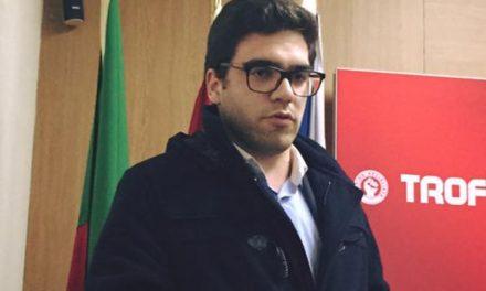 Miguel Cardoso é o novo coordenador da JS de S. Martinho