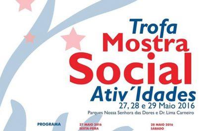 Misericórdia apresenta instituições em Mostra Social