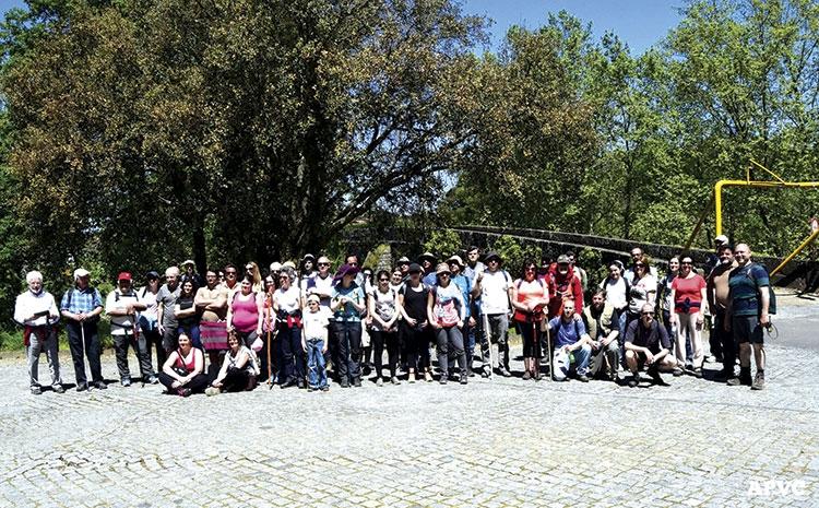 O Caminho de Santiago pelo concelho da Trofa