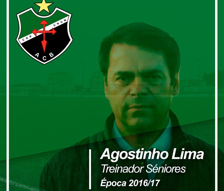 Agostinho Lima continua no Bougadense