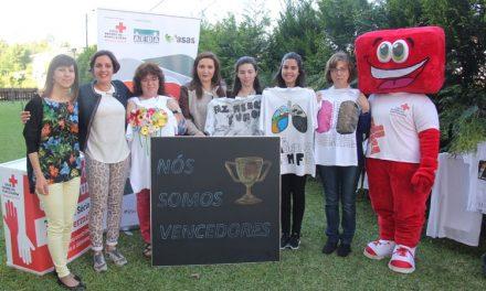 Decorar t-shirts para assinalar Dia Mundial Sem Fumo