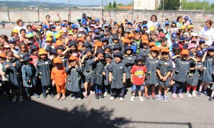 Dia da Criança animado na Escola do Paranho (C/ Vídeo)