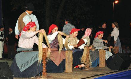Espadelada recriada no Festival Augusta Reis