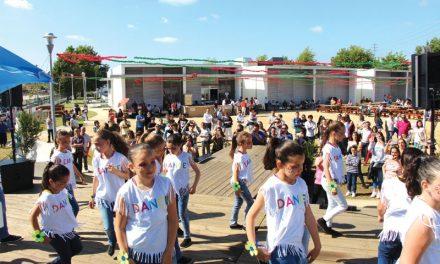 Festa da Família reúne gerações na Escola de Finzes