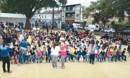 Inaugurada  requalificação inacabada  na Escola de Bairros