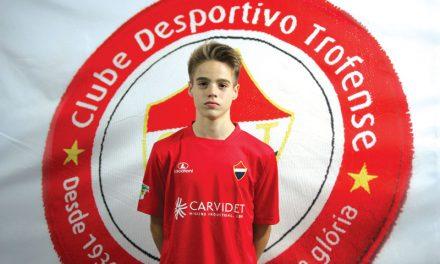 Rui Ferreira chamado à Seleção Distrital do Porto