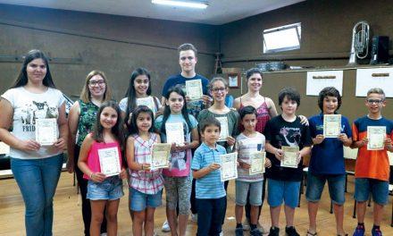 Escola de Música promoveu workshops sobre diferentes vertentes musicais