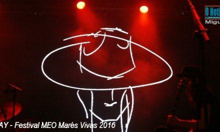 Festival MEO Marés Vivas 2016 – 2ºDia