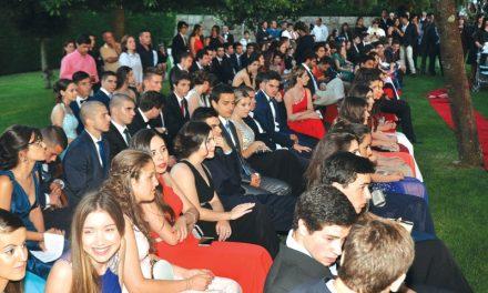 Finalistas do Colégio despedem-se do Secundário (c/video)