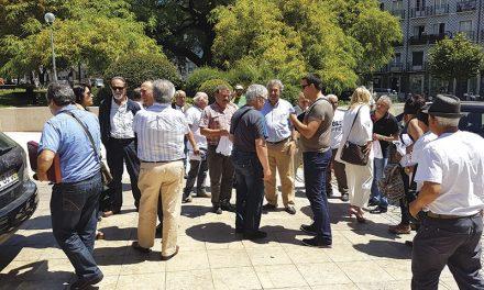 Luta dos guidoenses chega a Lisboa